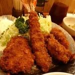 31250186 - Bミックス定食 1,100円