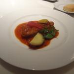GINTO - 「本日のお肉料理」ランチセットのメイン