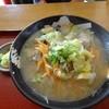 食事処 天馬 - 料理写真:タンメン650円
