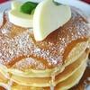 エイトライスフィールド カフェ - 料理写真:メイプルバターパンケーキ
