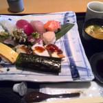 藤 寿司 - 寿司定食(上)