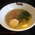 いけどん - 塩バターラーメン680円☆(第五回投稿分①)