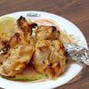 クラブインディア シャンティ - 料理写真:カルミカバブ(2ピース) Kalmi Kabab