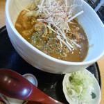 そば切り 高陣 - 蕎麦屋のスープカレー蕎麦 かしわカレー 1,280円