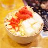 あぽろ - 料理写真:明太もちチーズもんじゃ(930円)