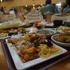 定山渓ホテル - 料理写真:晩飯1