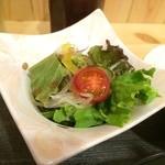 万彩 - 野菜サラダ