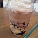 スターバックス・コーヒー - 料理写真:キャラメル&プディングフラペチーノ\583