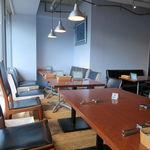カフェ ブル - お洒落なカフェ的空間2