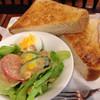 ぽえむ - 料理写真:バタートーストUP