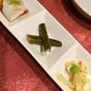 六本木 樓外樓 - 料理写真:前菜3種