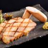 平田牧場遊 - 料理写真:三元豚厚切りベーコングリルとトリュフ香るソーセージ