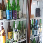日本酒と私 - 2014年8月の冷蔵庫