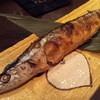 箸や - 料理写真:サンマ塩焼き