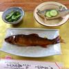 大ヤナ - 料理写真:最初に枝豆も!Bコース 3675円 (2014.10現在)