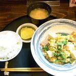美ら彩 - ゴーヤチャンプルー定食¥870⇒¥500☆♪