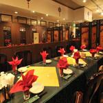 神田 天府 - テーブル席は44~12名様ご利用可能