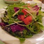 プレゴ ドゥエ - 野菜サラダ