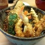 天ぷら懐石 いせ - 天丼