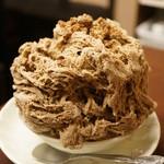 みなと屋 - 料理写真:チョコミント(680円)