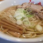 人類みな麺類 - ※同行者のMacro(800円)魚「貝」とのことです。