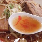 人類みな麺類 - 1-3)らーめん原点のスープ