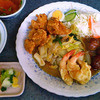 天寿 - 料理写真:中華ランチ