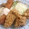 キッチン南海 - 料理写真:唐揚、海老フライ、生姜焼き