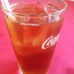 Marmaris (マーマリス) - トルコ紅茶(アイス)