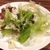 神田山 - 料理写真:昼のセットサラダ。シーザーズ・ドレッシング風味