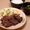 和食 うどんや - 料理写真:牛タン定食