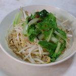 萬和樓 - 麻醤麺