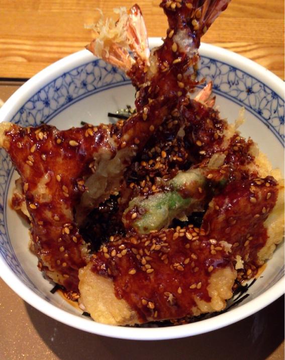 天ぷら 兎波