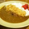 カフェ チャワ - 料理写真:2014.09_カツカレー(890円)