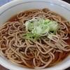 川村屋 - 料理写真:270えん『かけそば』2014.10