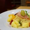 フルーツピークス - 料理写真:フルーツカッペリーニ