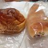 ずんちゃんパン - 料理写真:マロンパンとチョココロネ