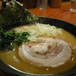 麺匠 文蔵 - 「とんこつ味噌ラーメン」