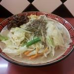 中華そば 華丸 - タンメン(豚骨)