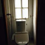 イルベッカフィーコ - レトロなトイレ