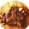 Taverna GUSTAVINO - 料理写真:1kgのトスカーナ風Tボーンステーキ!(100g1200円)