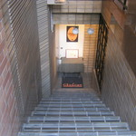 31455799 - お店への階段です。