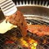 ことぶき屋 - 料理写真:丁寧に1枚1枚焼いてじっくり味わいたい焼肉♪