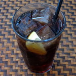 Micasadeco&Cafe - コカコーラ(\450、2014年9月)
