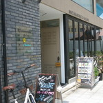 Micasadeco&Cafe - お店の外観