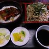 """紀文 - 料理写真:""""うな丼たぬきそばうどん""""のざるそば版"""