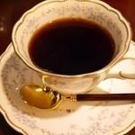 ラウンジ・りんどう - ドリンク写真:ブレンドコーヒー