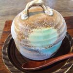 マメゾウアンドカフェ - 陶器の器冷え冷え〜❤︎