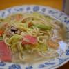 蘇州林 - 料理写真:ちゃんぽん~☆