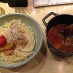 麺や高倉二条 - トマトつけ麺